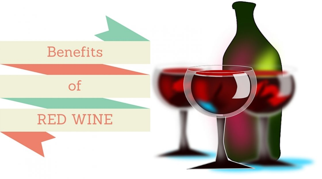 Eight Health Benefits to Consume Red Wine